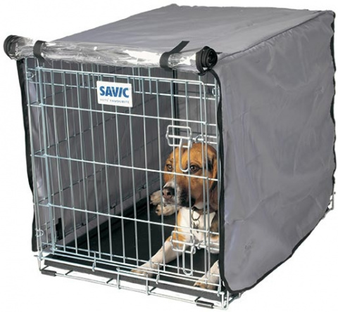 Prehoz SAVIC Dog Residence 122 cm