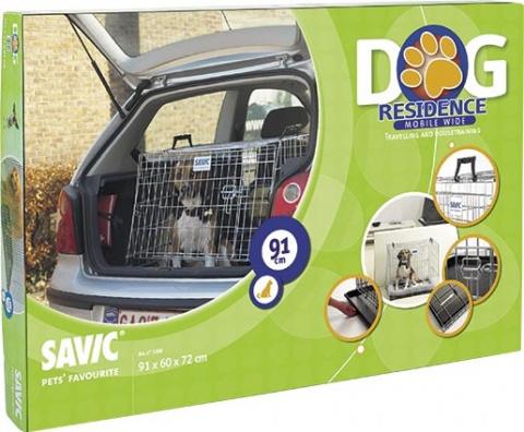 Klietka SAVIC Dog Residence mobil 91 x 60 x 72 cm