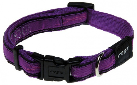 Obojok Fancy Dress Purple Chrome 1,1x20-32cm