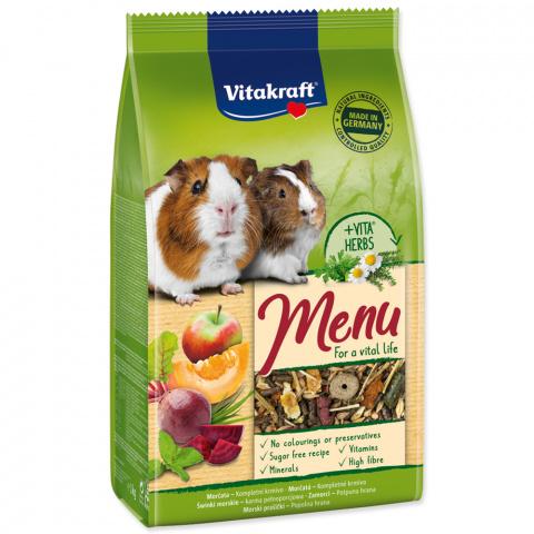 Menu Guinea Pig 3kg aroma soft