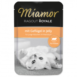 Kaps.Miamor Ragout Junior kura 100g