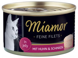 Konz.Miamor Filet kura a sunka 100g