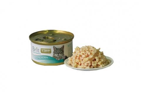 BRIT Care Cat Kitten Chicken 80g