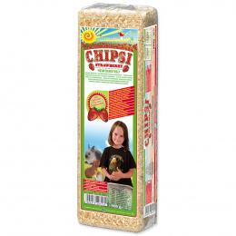 Hobliny Chipsi jahodove 15l-1kg
