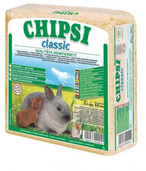Hobliny Chipsi Classic 15l - 1kg
