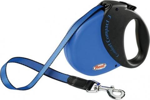 Vodidlo FLEXI Comfort Compact 3 modré L