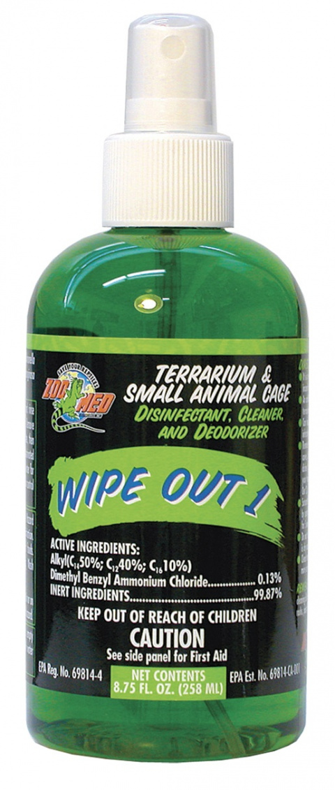 Cistic terarijni Wipe Out1 258,8ml