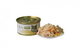 BRIT Care Cat Chicken Breast & Cheese 80g
