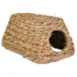 Domcek z travy pre morske prasiatko 28*18*13,5cm