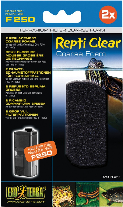 Napln hruby molitan pre filter F250