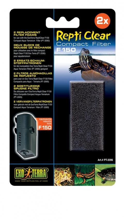 Náplň molitan pre filter EXO TERRA Repti Clear 150 2ks