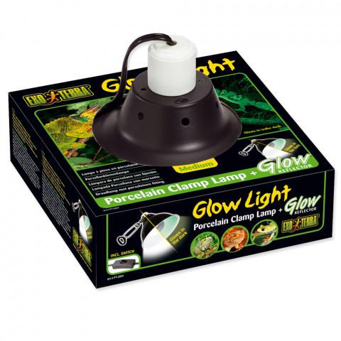 Lampa Glow Light stredna title=