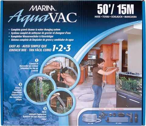 Odkalovac Aqua Vac 15m