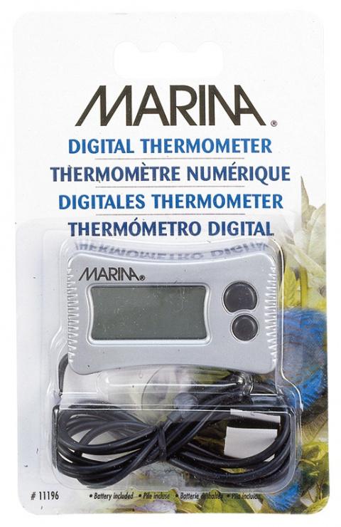 Teplomer MARINA digitálny batériový