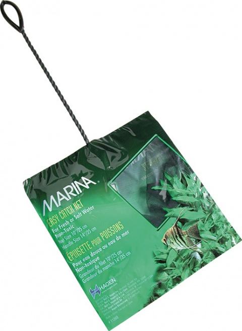 Sieťka MARINA akváriová čierna 25 x 17,5 cm