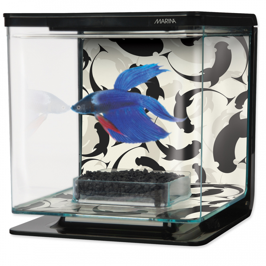 Akvarium Betta Marina Kit Ying/Yang 2l