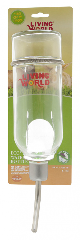 Napájačka LIVING WORLD Eco sklenená 769ml