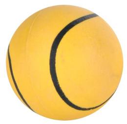 Hracka lopta z makkej gumy, plavajuca 5.5cm