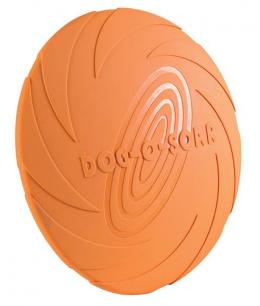 Trixie hračka-lietajúci tanier, prír.guma, plávajúci 24,5 cm