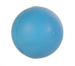 Hracka lopta, natural gumovy vyr. Jednofarebna 5.0 cm