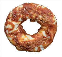 Kruh zuvaci Denta Fun s kuracinou, 10 cm, 110 g