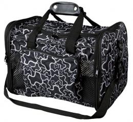 Trixie Adrina prenosná taška 42x27x26cm, čierna