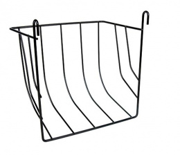 Koryto na seno, metal, 20 x 18 x 12 cm