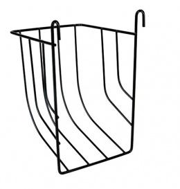 Koryto na seno, metal, 13 x 18 x 12 cm