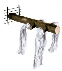 Bidlo drevo s lanom 25/o 25mm