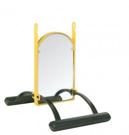 Zrkadielko plast s bidielkom,8cm