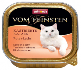 Vom Feinsten Light morka s lososom 100g