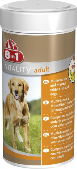 Multi Vitamín 8in1 Tablets Adult 70 tabliet