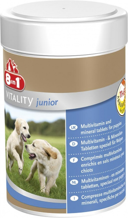 Multi Vitamín 8in1 Tablets Puppy 100 tablet
