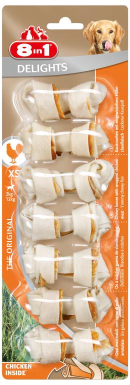 Kost zuvacia Delights XS