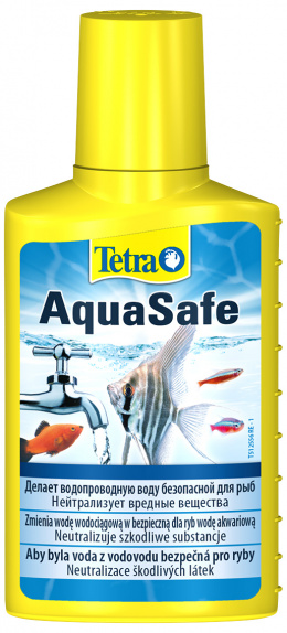 TetraAqua AquaSafe 100ml uprava vody