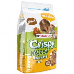 Crispy Muesli pre skrecky 1 kg