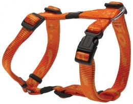 Postroj Alpinist oranzovy 1,6x32-52cm