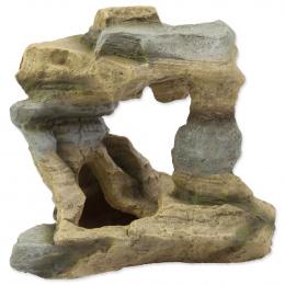 Dekoracia akv. Skala vrstva 16,7*12,2*14,7cm