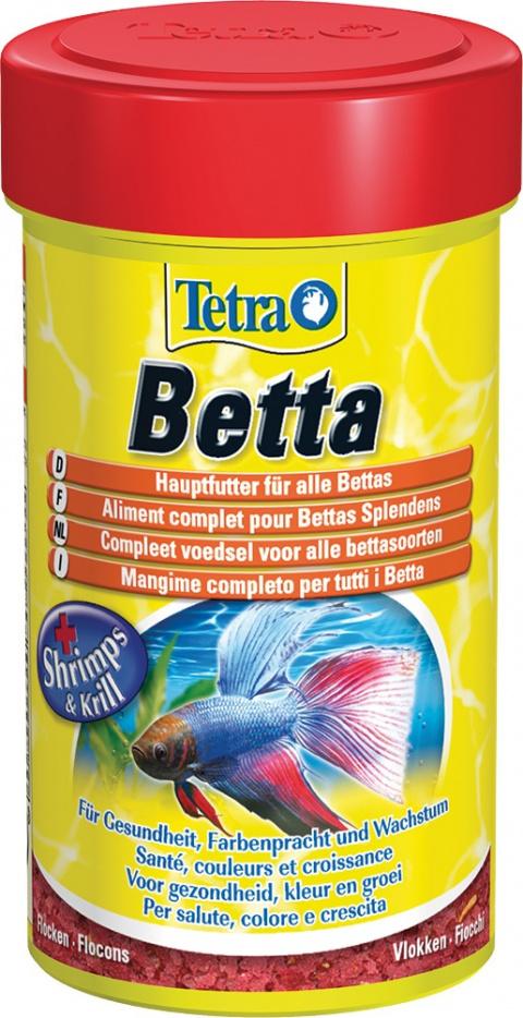 Tetra Betta 100ml title=