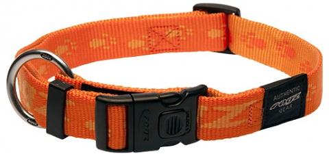 Obojok Alpinist oranzovy 2,5x43-70cm