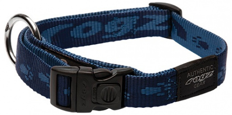 Obojok Alpinist modry 2x34-56cm