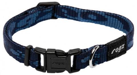 Obojok Alpinist modry 1,1x20-32cm