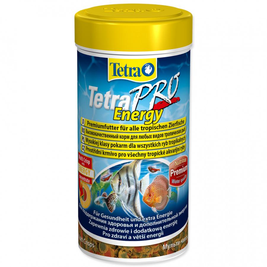 TetraPro krmivo pre rybičky Energy Crisps 250 ml