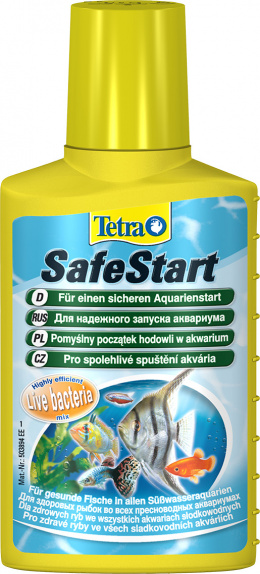 TetraAqua SafeStart 100ml