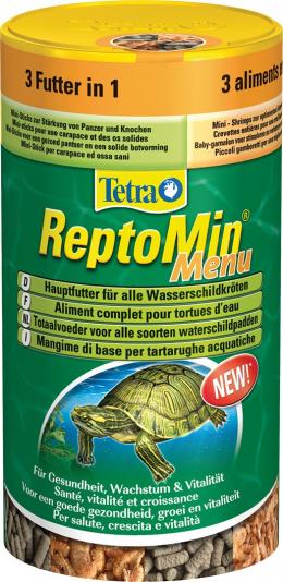 TetraFauna Reptomin Menu 250ml