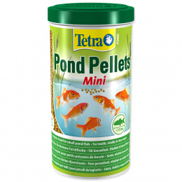 Tetra Pond Pellets - small 1L