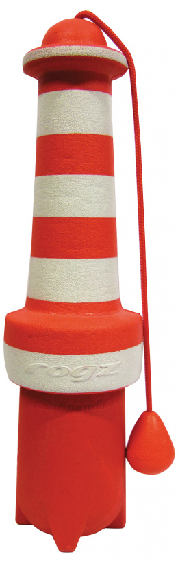 Hracka LightHouse gumova cervena 25cm