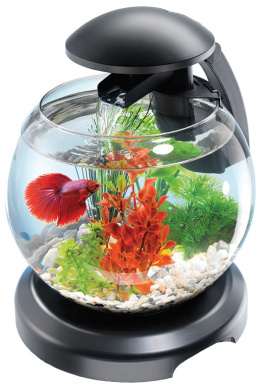 Akvarium set Tetra Cascade LED 6,8 L cierne