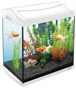 Tetra akvárium set AquaArt biele 35x25x35 cm/30 l