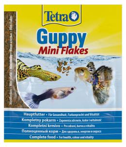 Tetra Guppy food sacek 12g